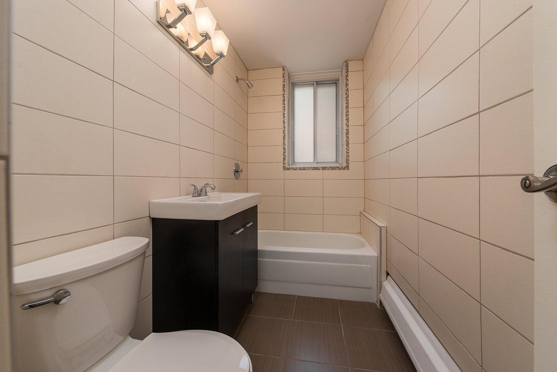 Salle de bains Condo Montréal (Côte-des-Neiges/Notre-Dame-de-Grâce)