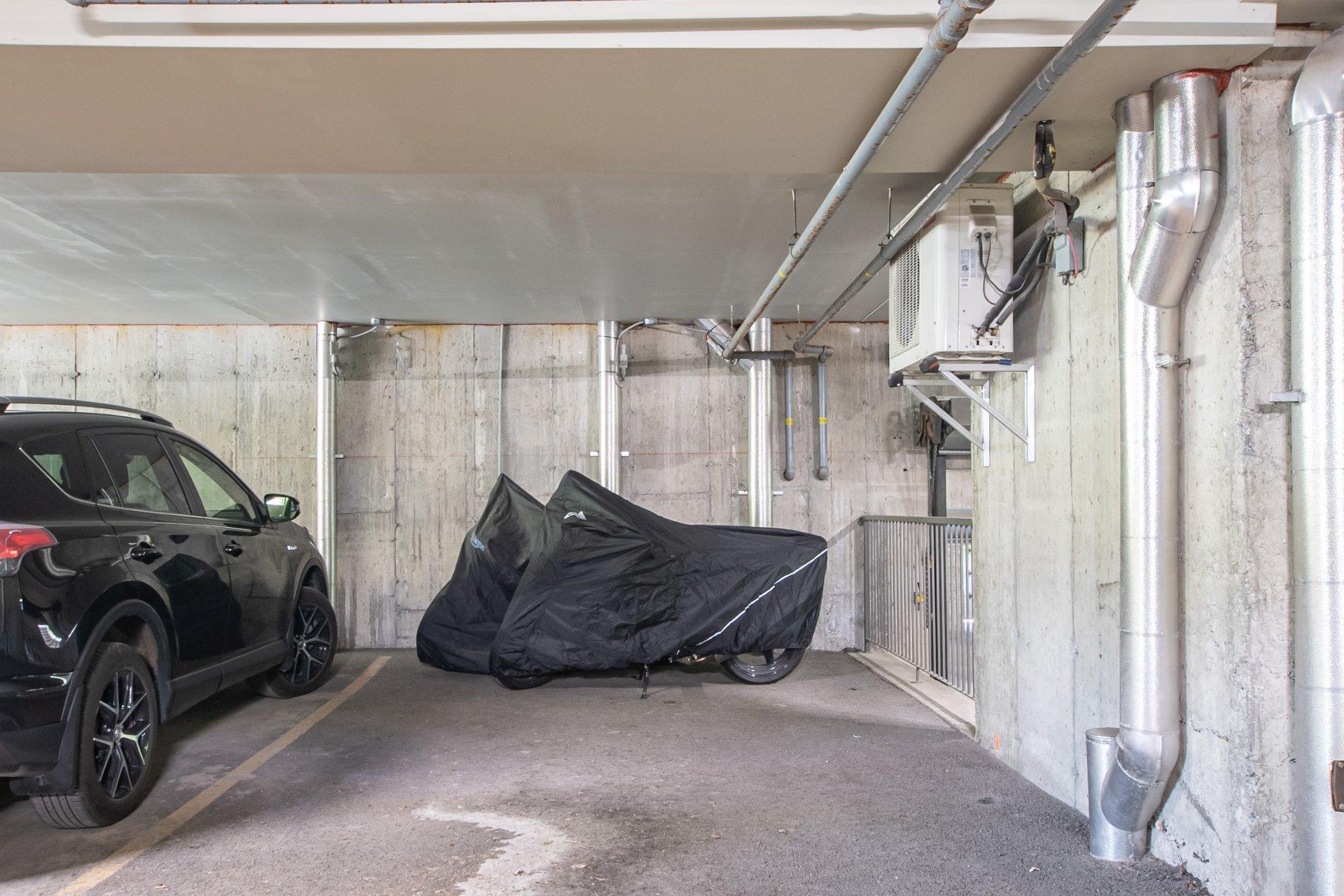 Garage Condo Montréal (Le Plateau-Mont-Royal)