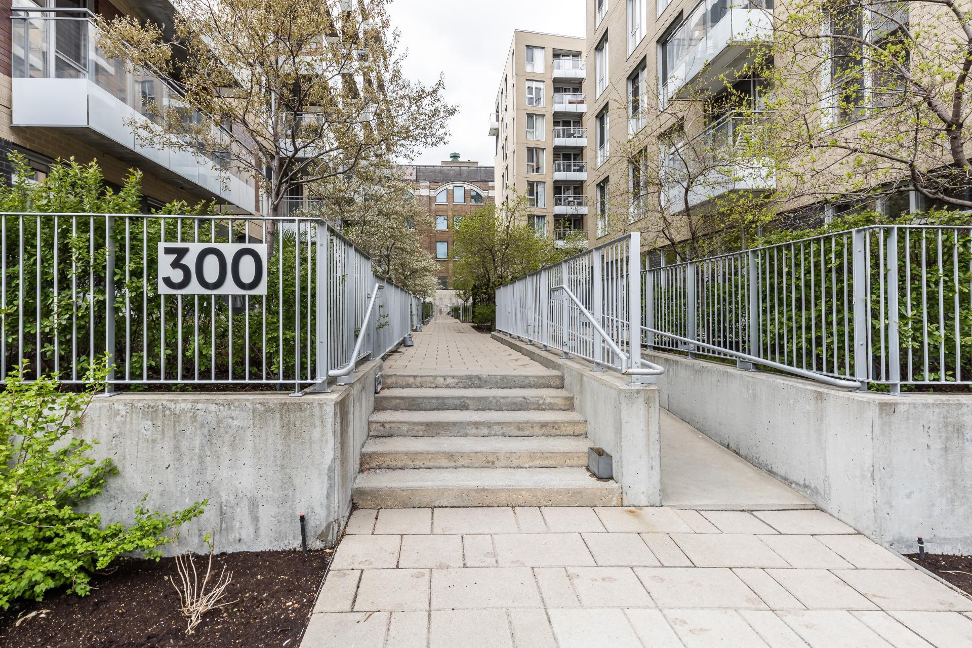 Extérieur Condo Montréal (Le Sud-Ouest)