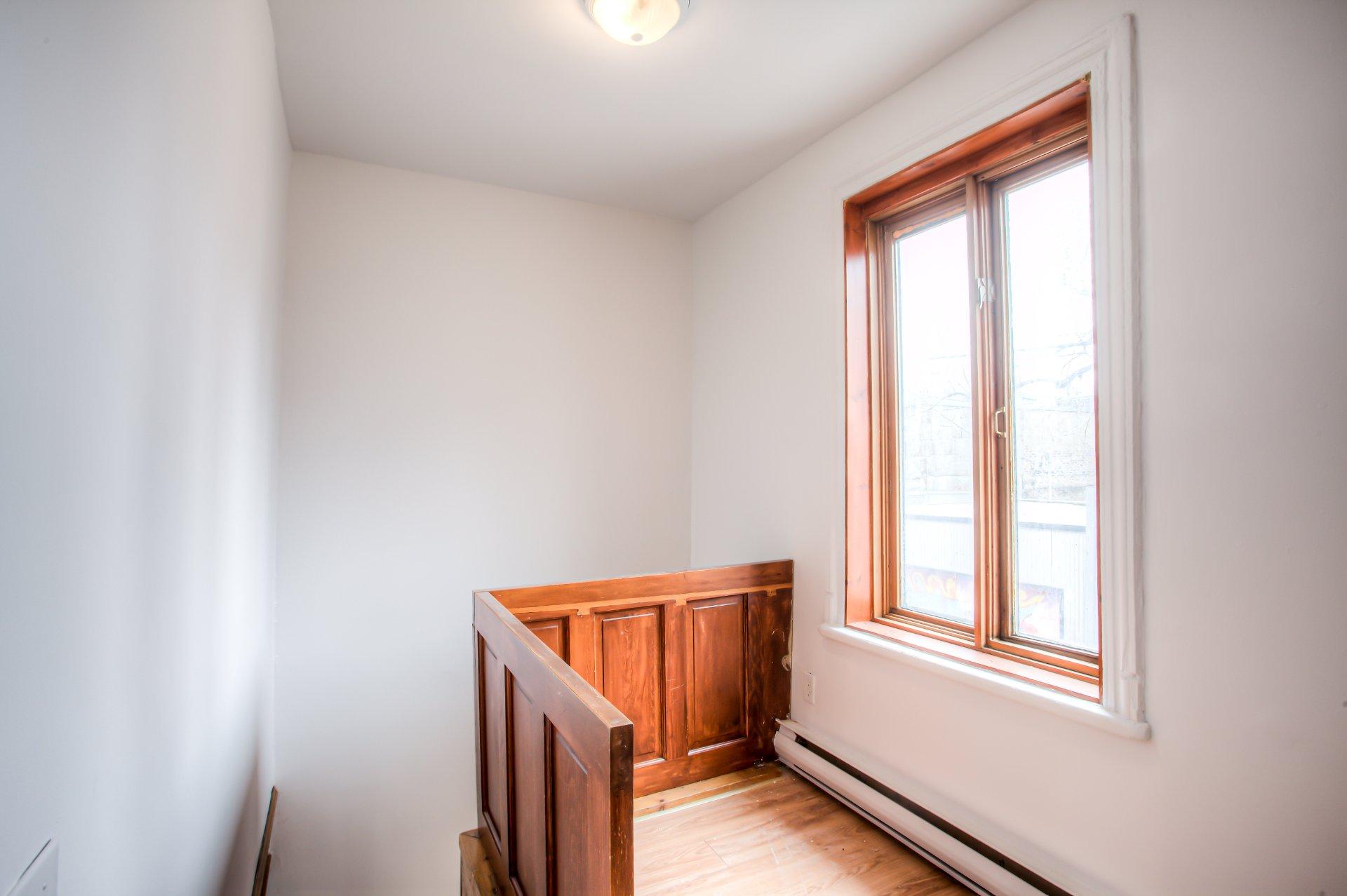 Escalier Quadruplex Montréal (Le Plateau-Mont-Royal)