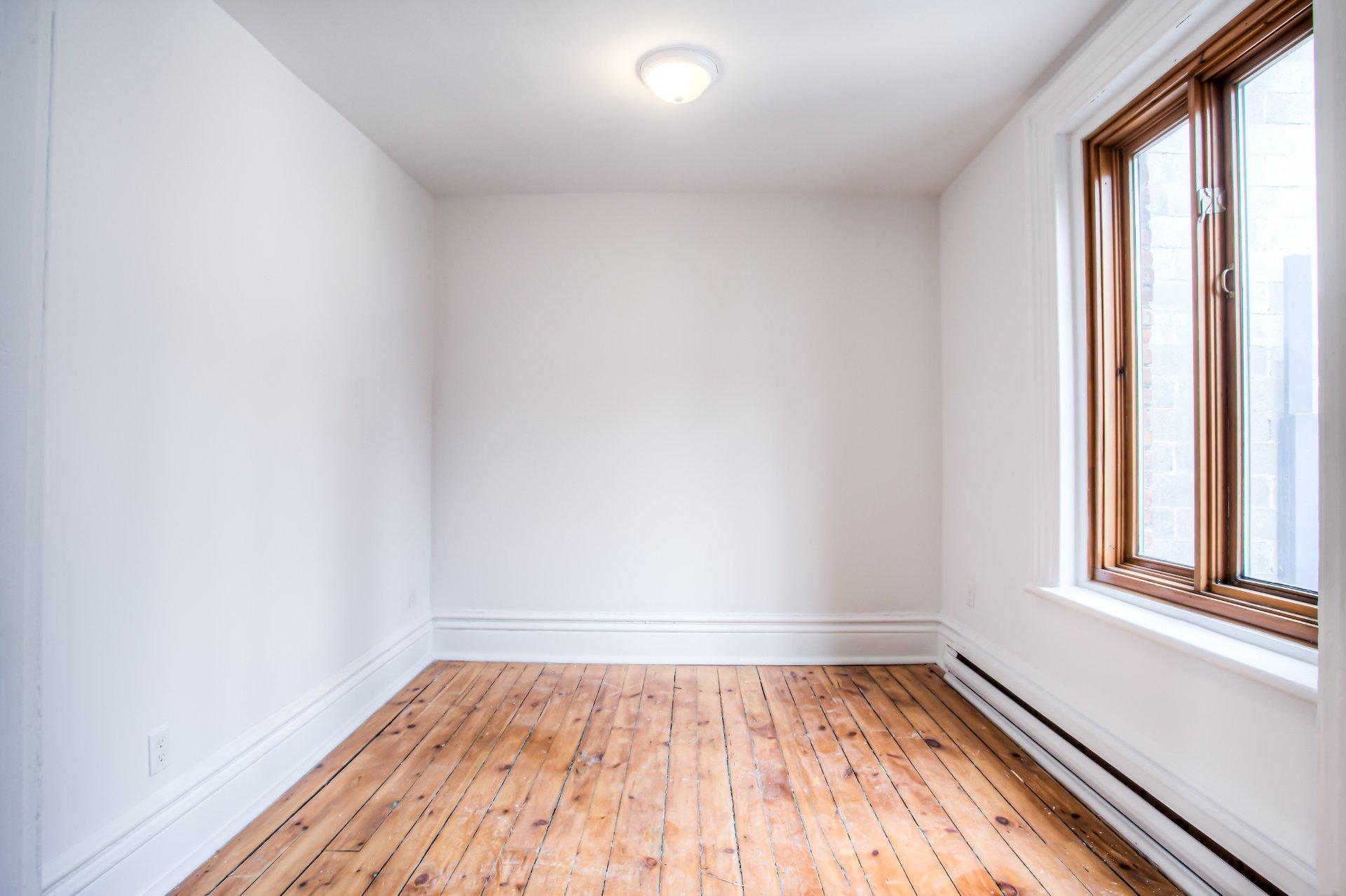 Chambre à coucher principale Quadruplex Montréal (Le Plateau-Mont-Royal)