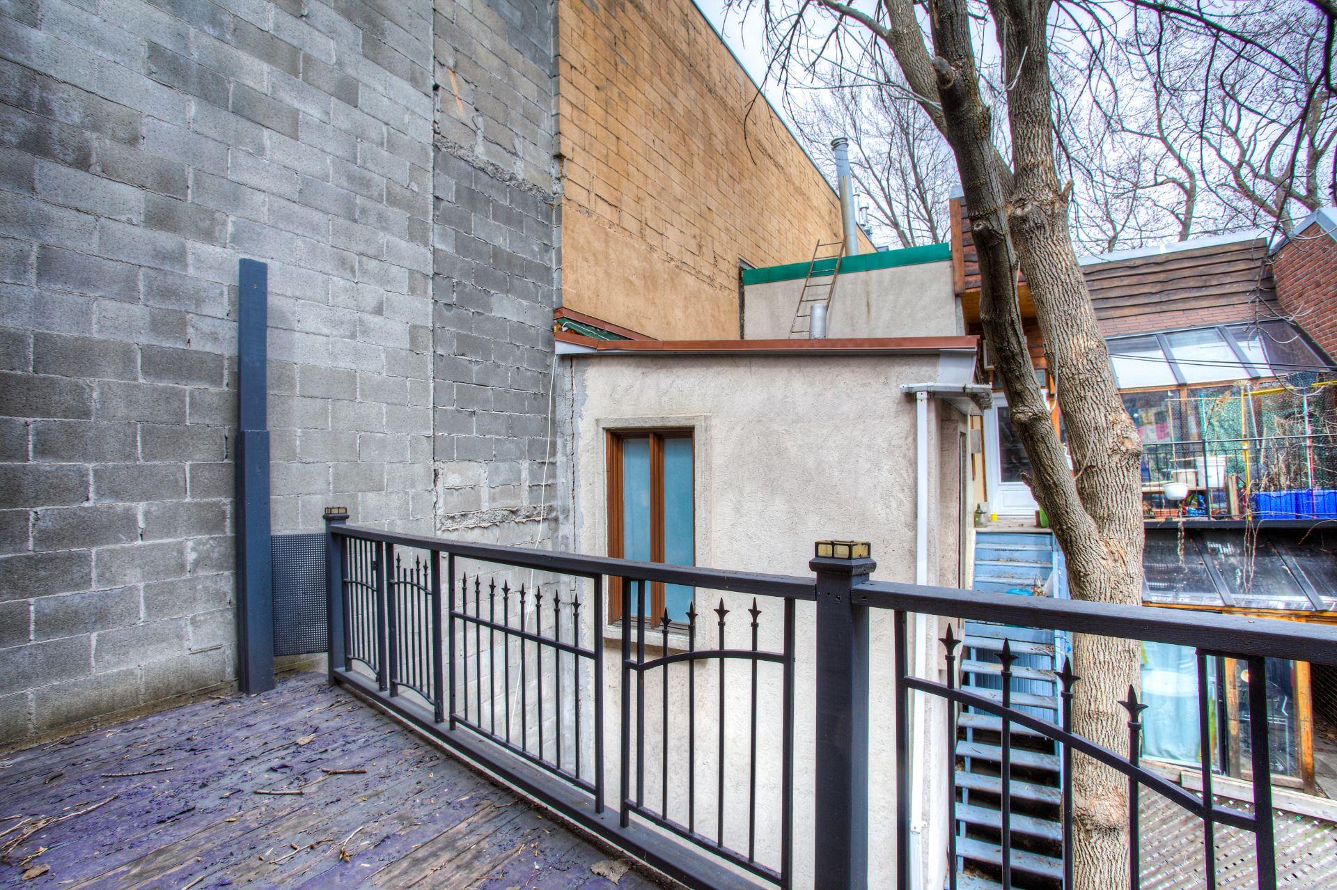 Terrasse Quadruplex Montréal (Le Plateau-Mont-Royal)