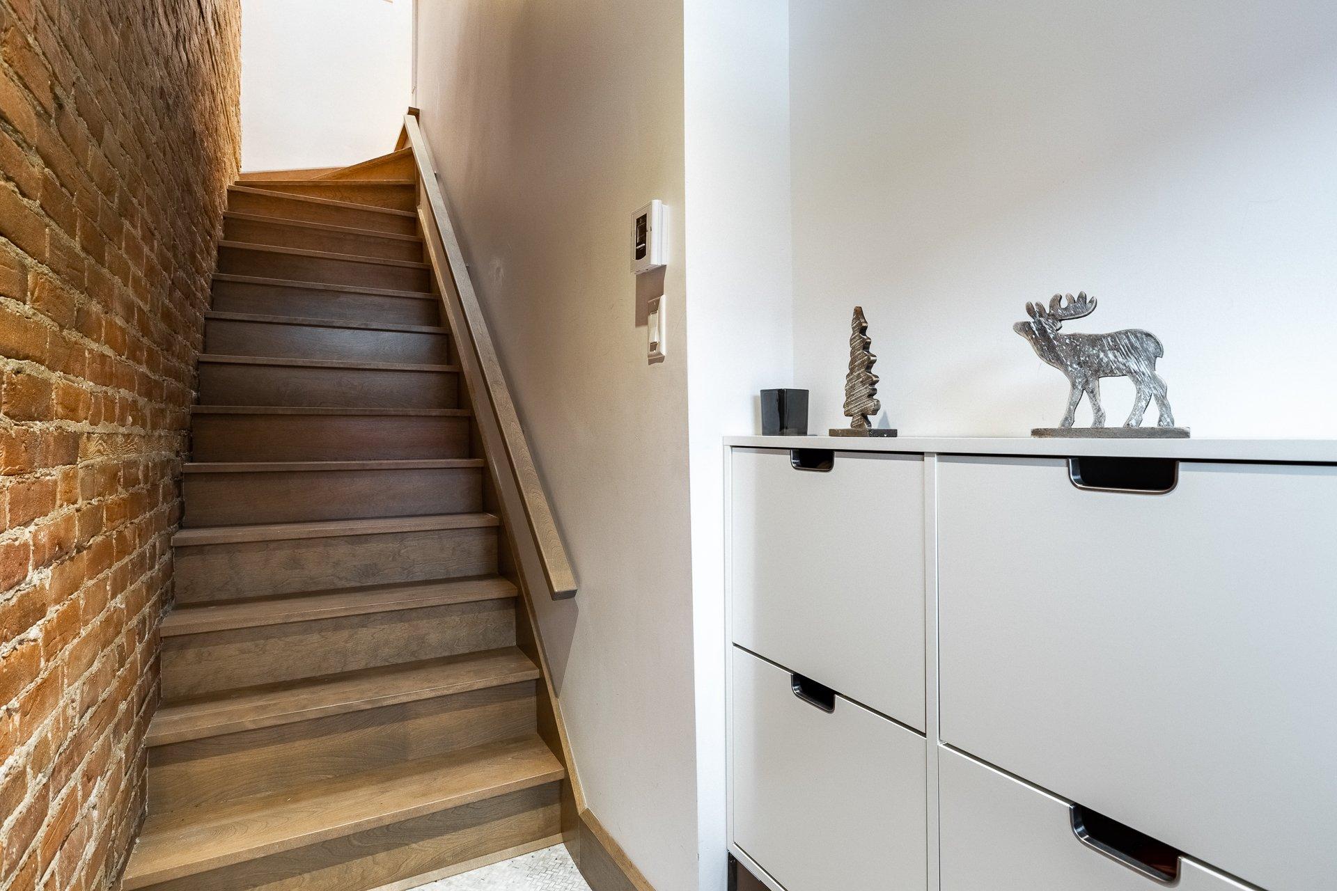 Escalier Condo Montréal (Le Plateau-Mont-Royal)