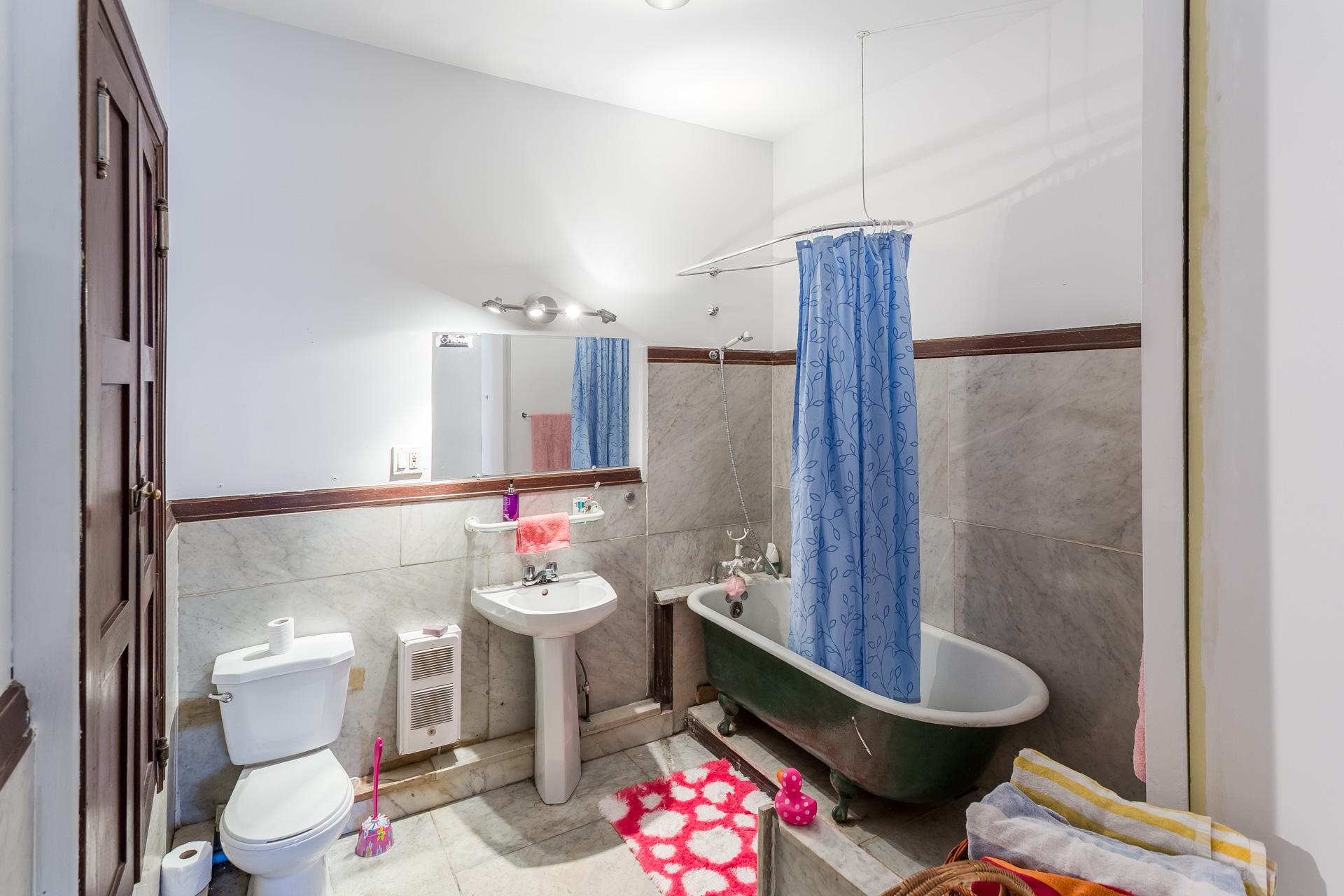 Salle de bains Triplex Montréal (Le Plateau-Mont-Royal)