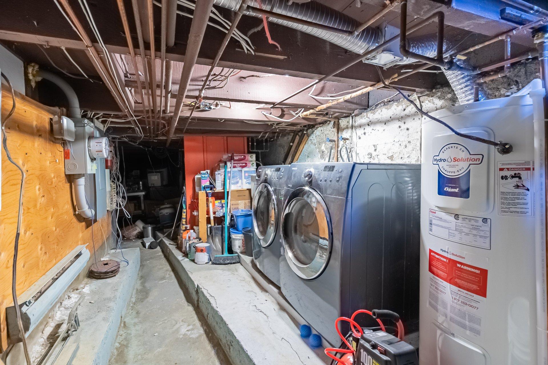 Salle de lavage Triplex Montréal (Le Plateau-Mont-Royal)