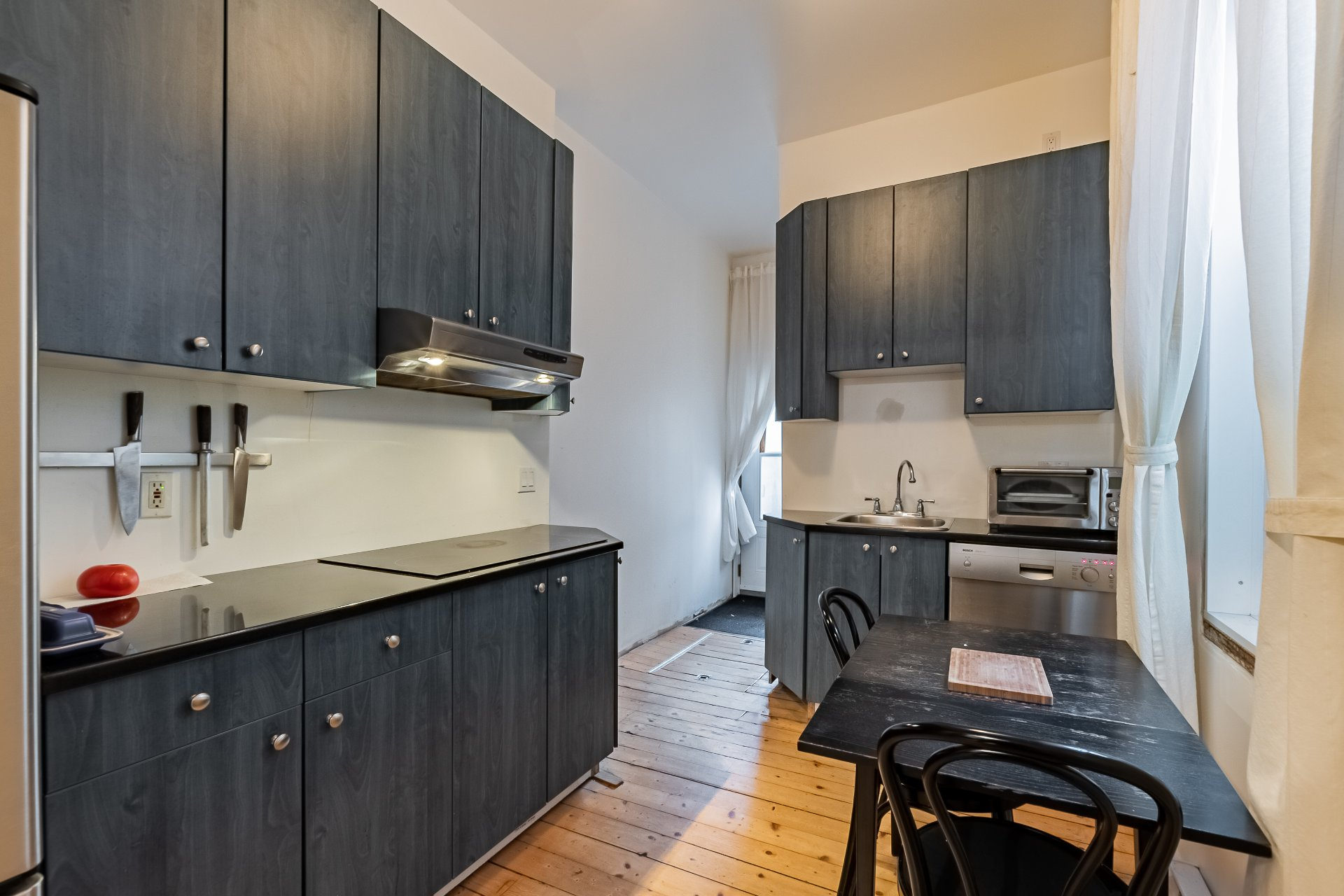 Kitchen Triplex Montréal (Le Plateau-Mont-Royal)