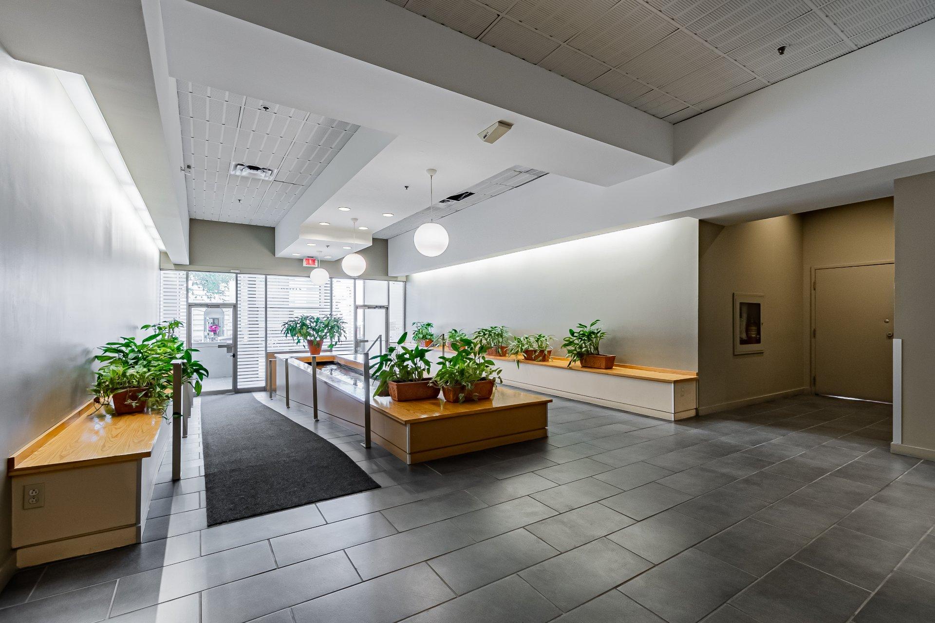 Hall d'entrée Condo Montréal (Ville-Marie)
