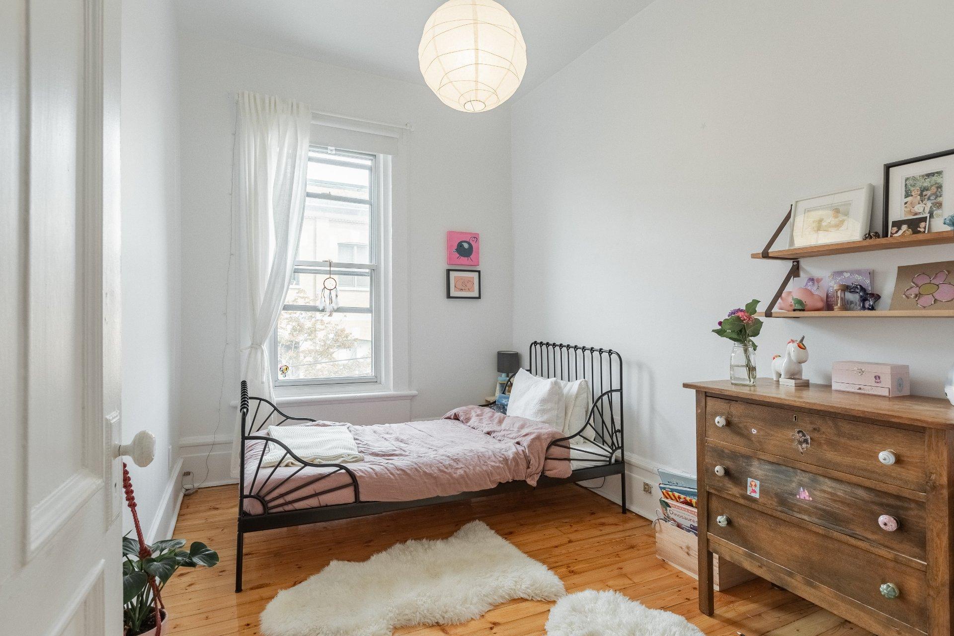 Chambre à coucher Propriété à revenus Montréal (Le Plateau-Mont-Royal)