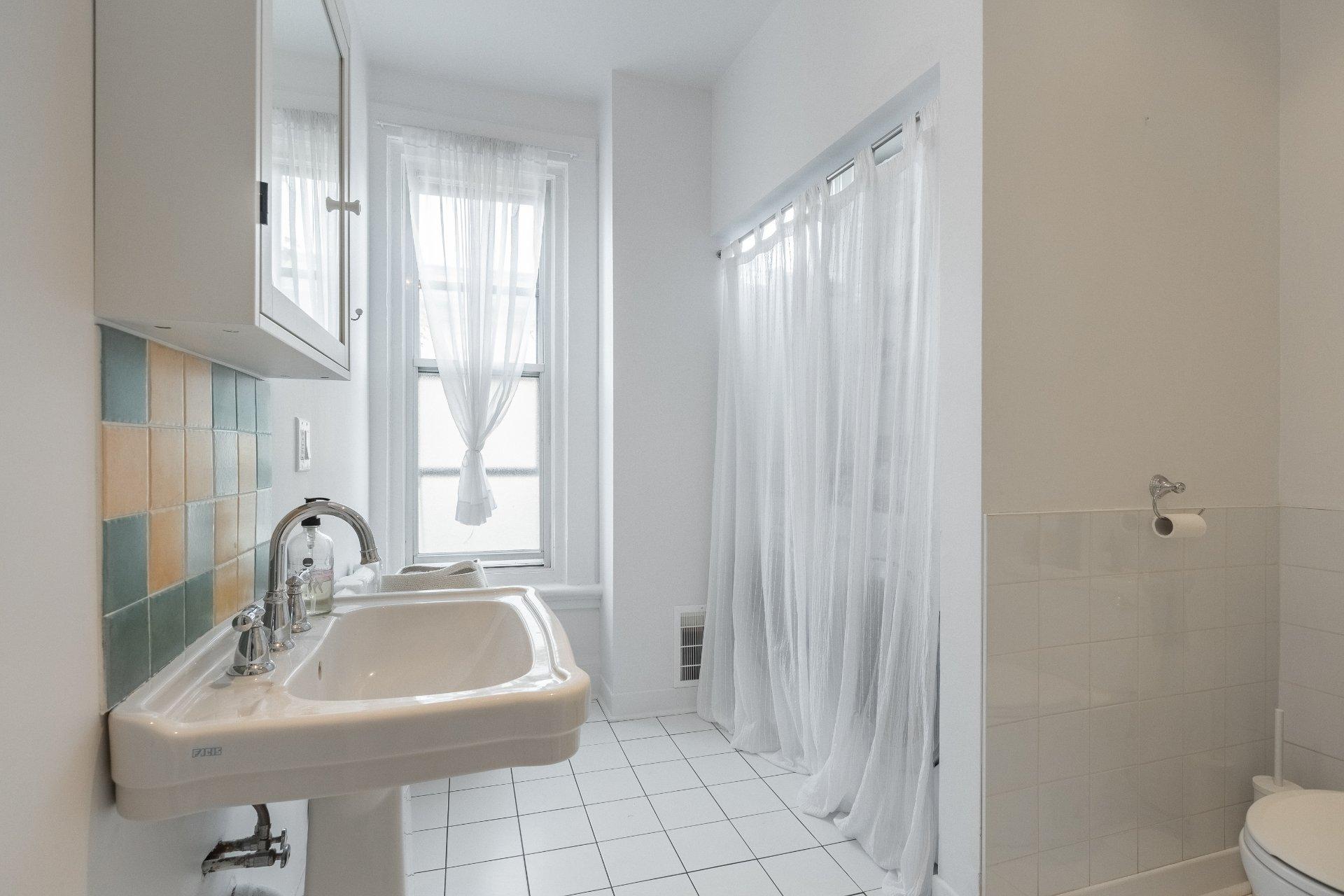Salle de bains Propriété à revenus Montréal (Le Plateau-Mont-Royal)