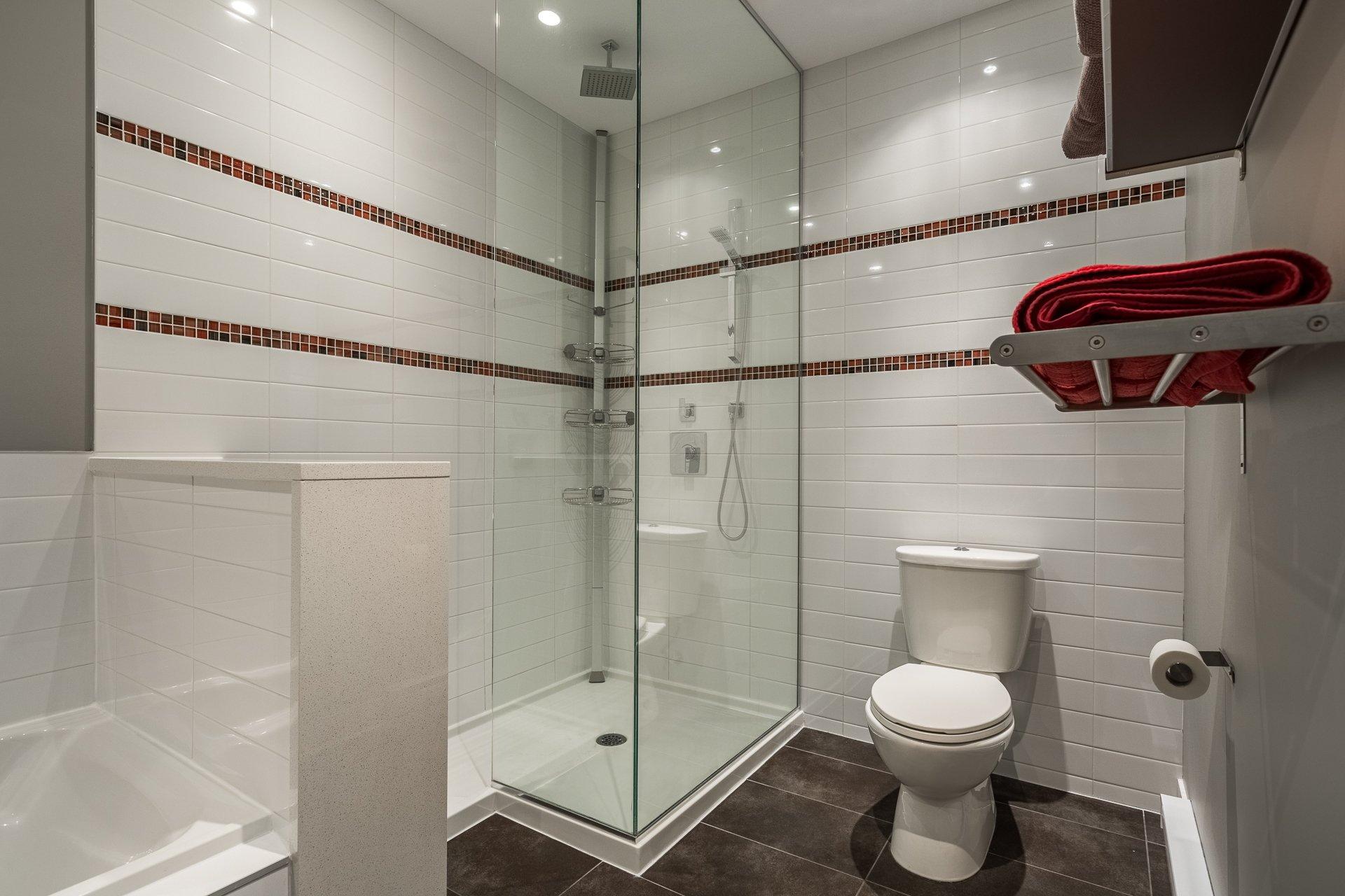 Salle de bains Condo Montréal (Villeray/Saint-Michel/Parc-Extension)