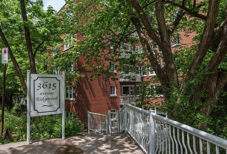 Exterior Condo Montréal (Côte-des-Neiges/Notre-Dame-de-Grâce)