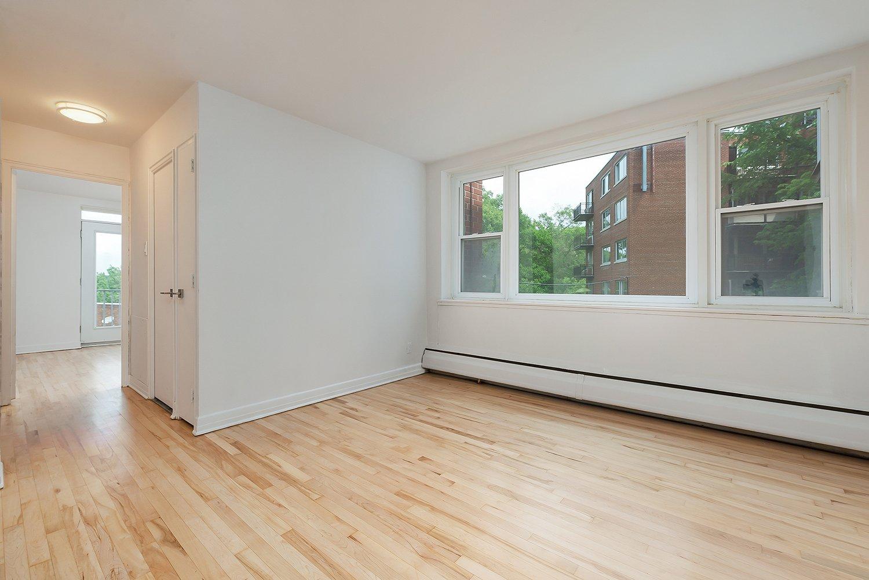 Living room Condo Montréal (Côte-des-Neiges/Notre-Dame-de-Grâce)