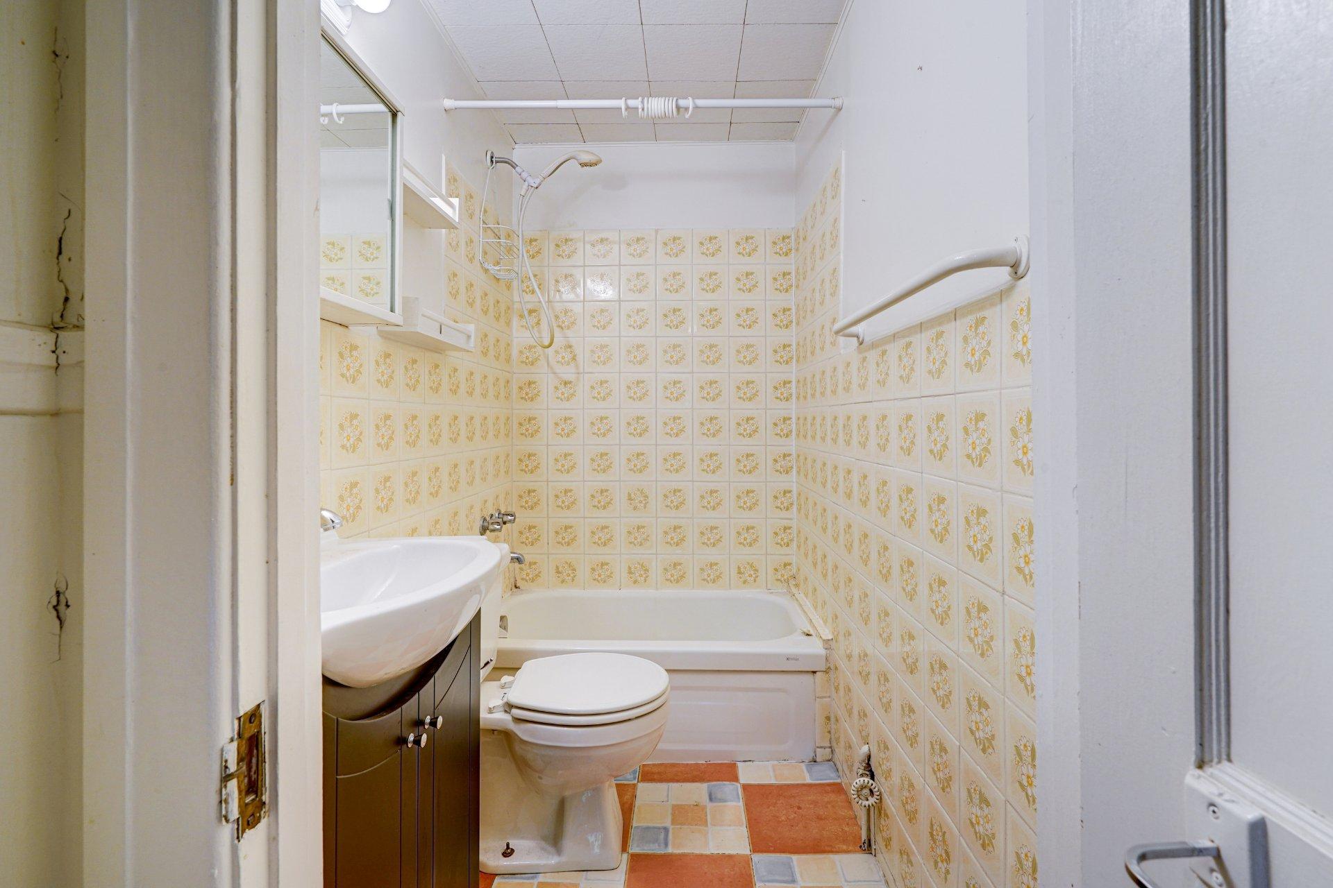 Salle de bains Quadruplex Montréal (Le Plateau-Mont-Royal)