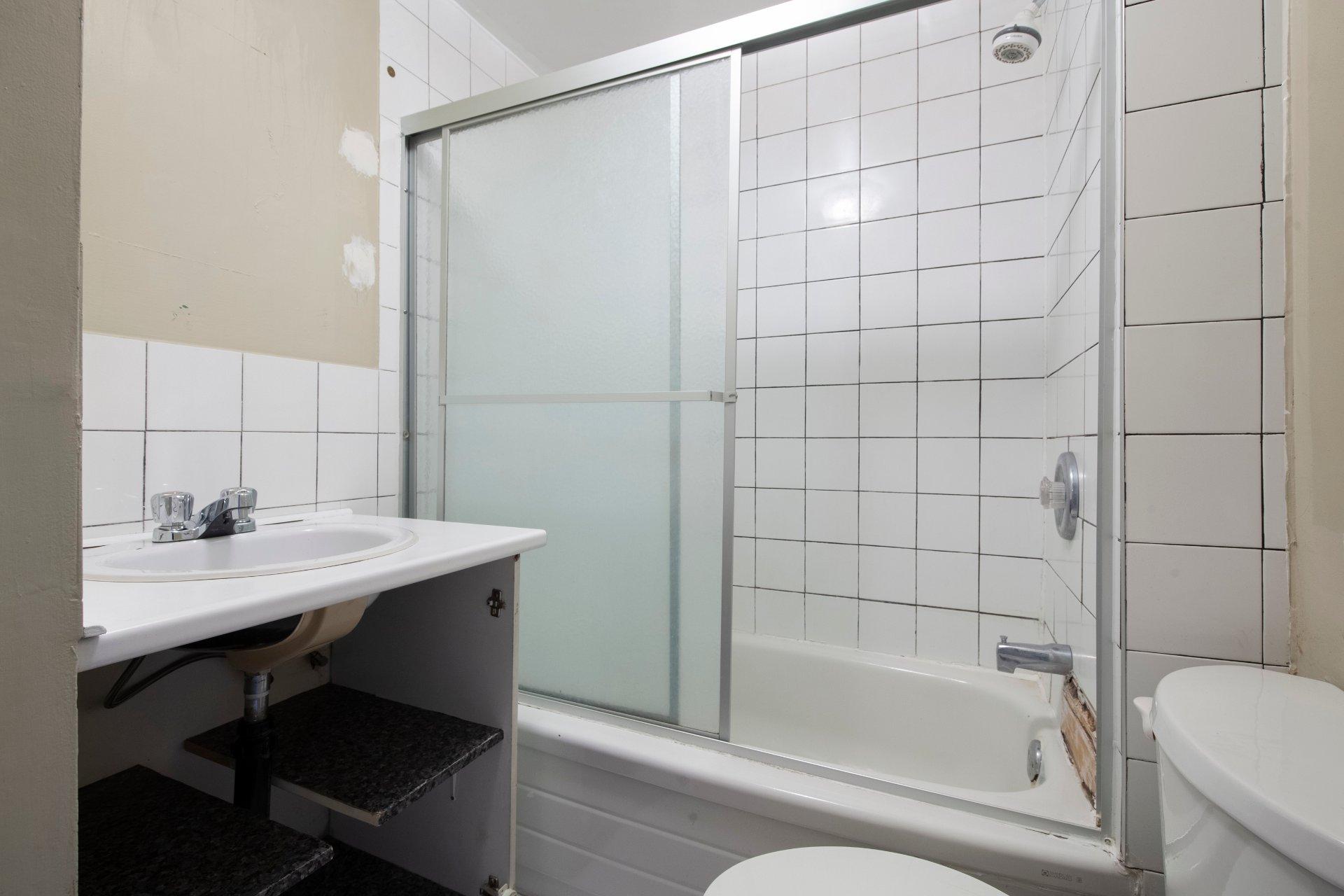 Salle de bains Triplex Montréal (Le Sud-Ouest)