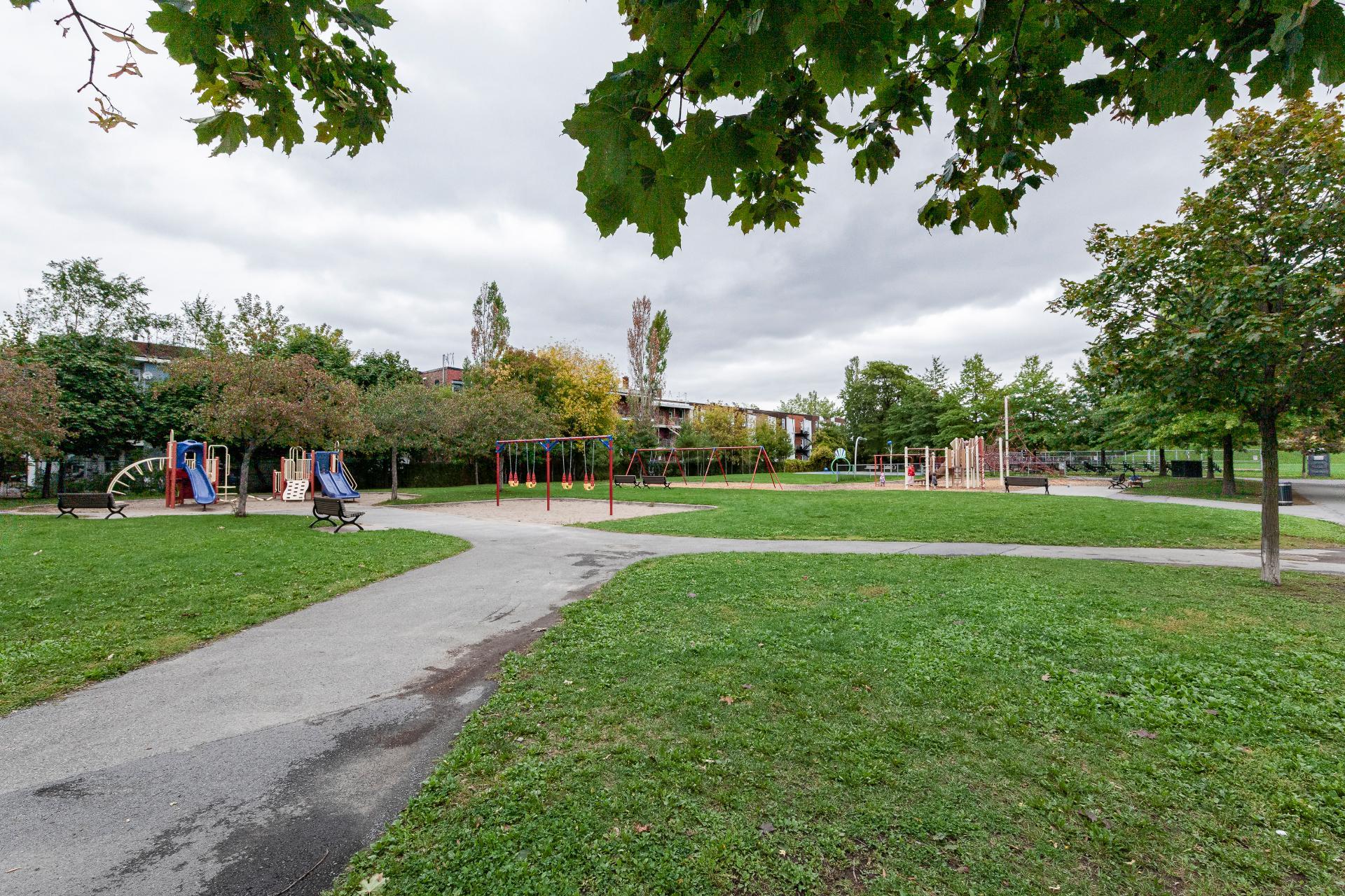 Vue Triplex Montréal (Le Sud-Ouest)