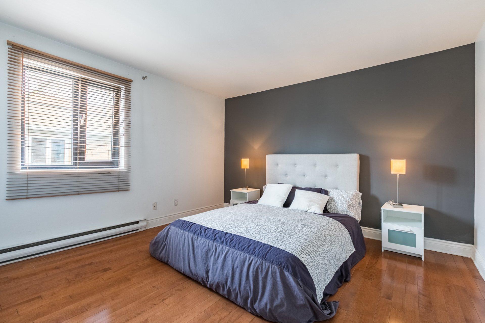 #734D35 Appartement Vendu Rosemont La Petite Patrie  Montréal  3351 tres petite chambre à coucher 1920x1280 px @ aertt.com
