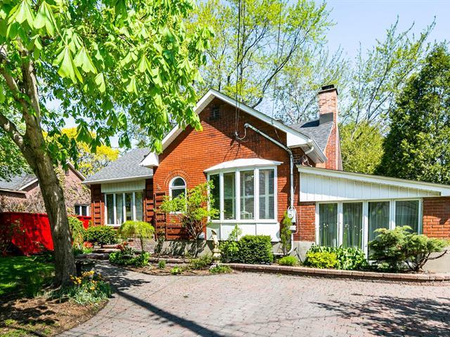 maison à vendre Saint-Lambert